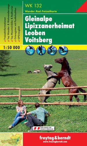 F&B WK132 Gleinalpe, Lippizanerheimat, Leoben, Voitsberg