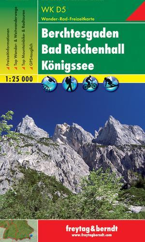 F&B WKD5 Berchtesgaden, Bad Reichenhall, Königssee