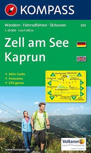 Kompass WK030 Zell am See, Kaprun