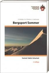 Bergsport Sommer Sac Sachbuch
