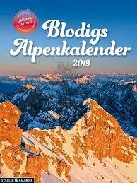Blodigs Alpenkalender 2019