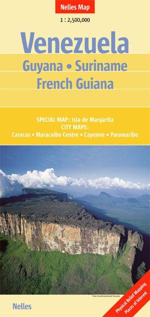 Venezuela / Guyana / Suriname / French Guiana