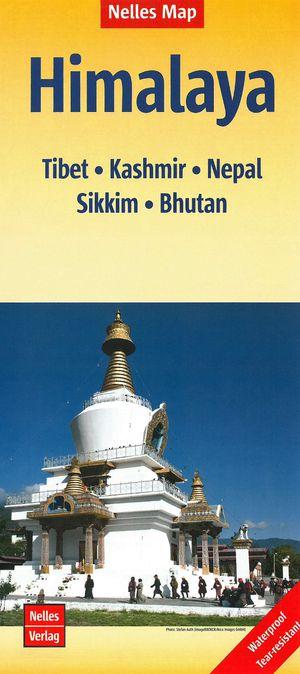 Himalaya / Tibet-kashmir-nepal-bhutan
