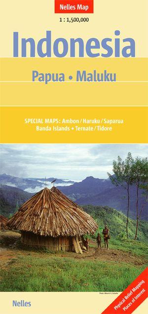 Papua / Maluku Indonesia Ambon-haruku