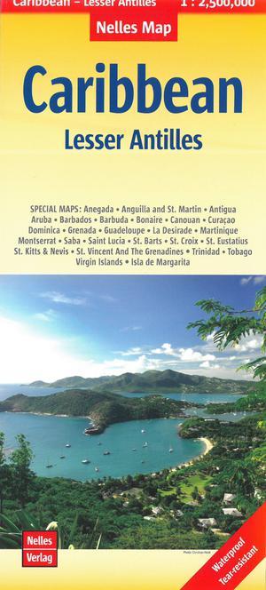Antillen Kleine / Caraibische Eilanden Aruba-Barbados