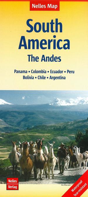 South America - Andes Cusco-machu Picchu-quito