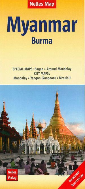 Myanmar / Burma Bagan - Mandalay - Yangon