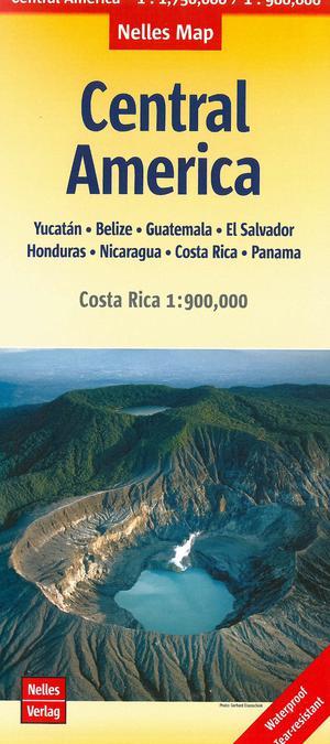 Central America Yucatan - Belize - Guatemala