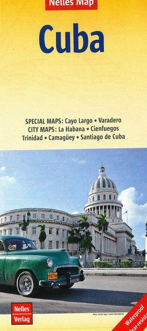 Cuba Varadero-La Habana-Trinidad