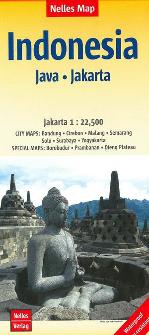 Java / Jakarta Indonesie Bandung-cirebon