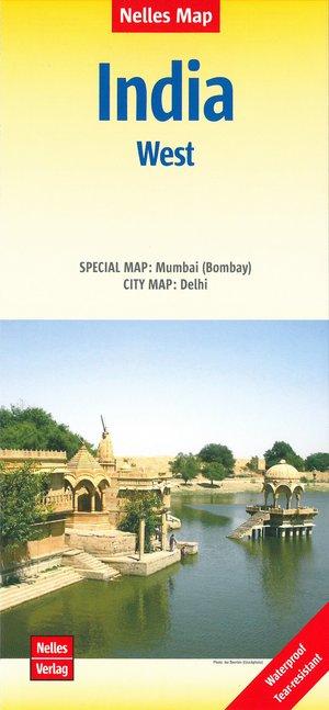India West / Delhi Mumbai (Bombay)