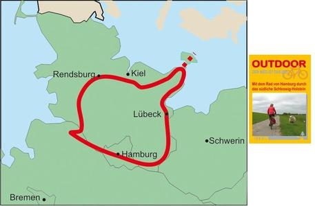 178 Rad Von Hamburg Durch Das Sudl S.-h.