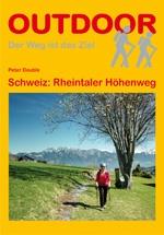 279 Schweiz Rheintaler Hohenweg C.stein