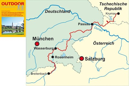 294 Jakobsweg Durch Bohmen Stein