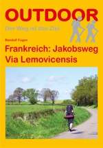 Frankreich: Jakobsweg Via Lemovicensis