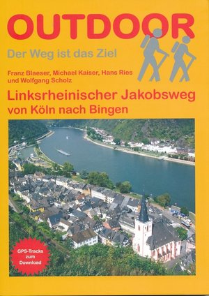 Linksrheinischer Jakobsweg Koln - Bingen