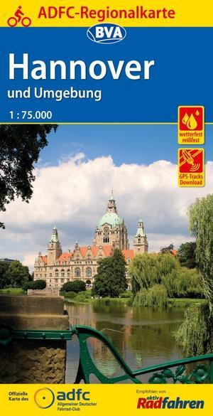 Hannover / Weserbergland fietskaart