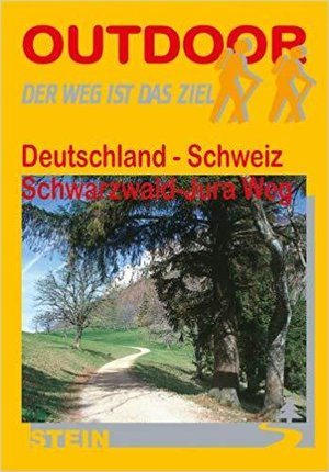 Schwarzwald-jura-weg Stein 122