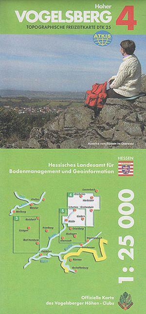 4 Hoher Vogelsberg Fzk He 1:25.000 000