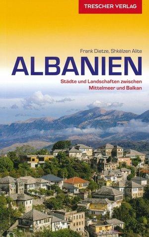 Albanien Reiseführer Trescher
