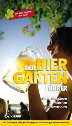 Biergartenfuhrer Munchen