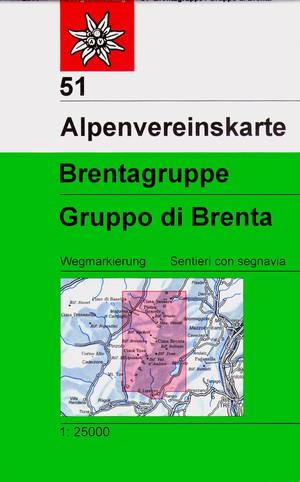 Alps 51: Brentagruppe
