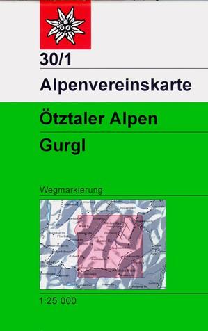 Otzaler Alpen Gurgl 30/1
