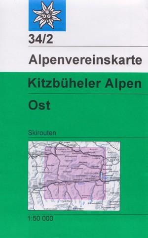 Kitzbheler Alpen Ost 342 Ski