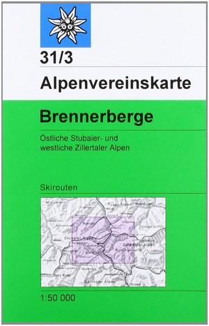 Brennerberge 313 Ski