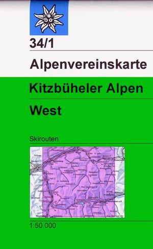Kitzbheler Alpen West 341 Ski