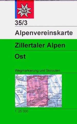 Zillertaler Alpen Ost 353