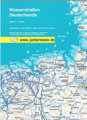 Deutschland Wasserstrassen