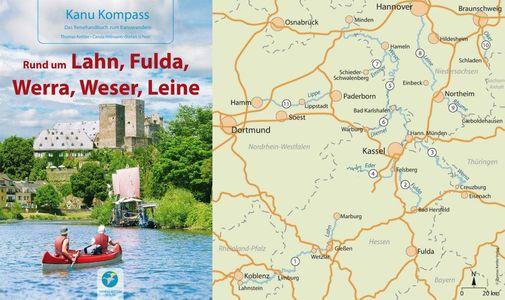 Rund Um Lahn, Fulda, Werra, Weser, Leine
