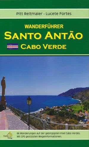 Wanderführer Santo Antão (Cabo Verde)