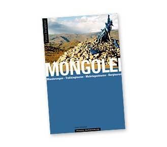 Mongolei Bergfuhrer Panico Alpinverlag