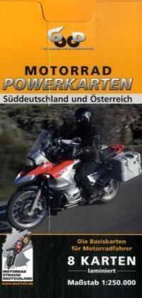 Suddeutschland Ost. Motor Powerkartenbox