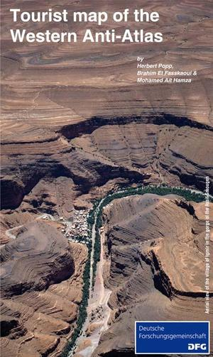 Western Anti-atlas 1:150d Tourist Map