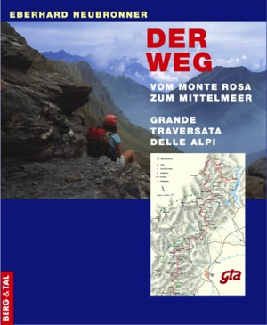 Der Weg Monte Rosa-mittelmeer (gta)