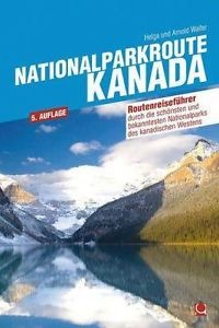 Nationalparkroute Kanada West