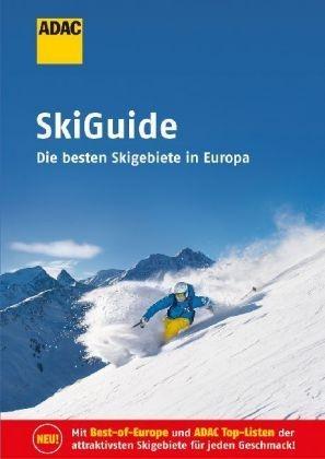 ADAC Skiguide -Skiatlas Alpen en Europa