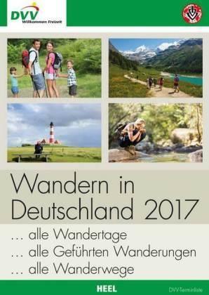 Wandern In Deutschland 2017 Dvv Liste