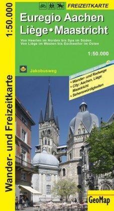 GeoMap Euregio Aachen Liège Maastricht