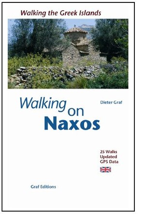 Walking On Naxos 25 Walks D.graf English