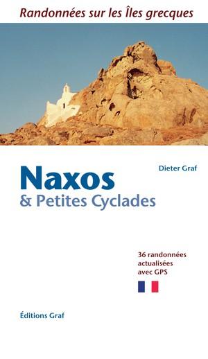 Naxos & petites Cyclades 36 randonnées GPS