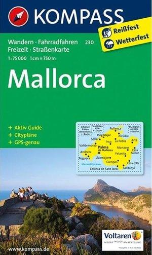 Kompass WK230 Mallorca