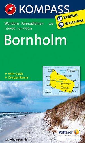 Bornholm 236 07 Kompass