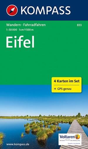 Kompass WK833 Eifel