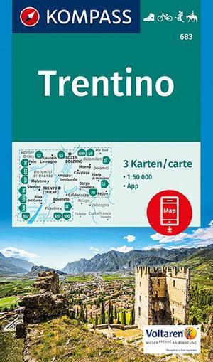 Kompass WK683 Trentino