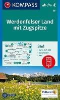 K07 Werdenfelser Land Mit Zugspitze 1:25.000