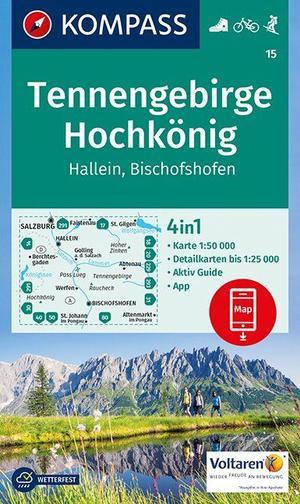 Tennengebirge / Hochkönig